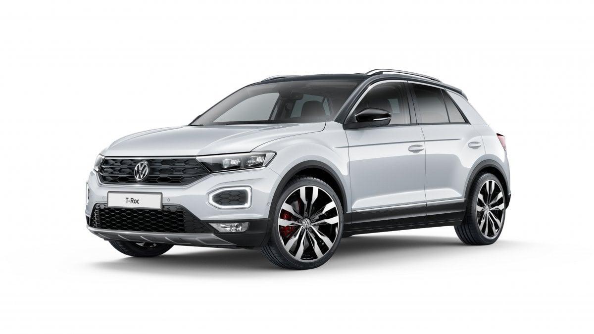 1 x VW T-Roc R-Line